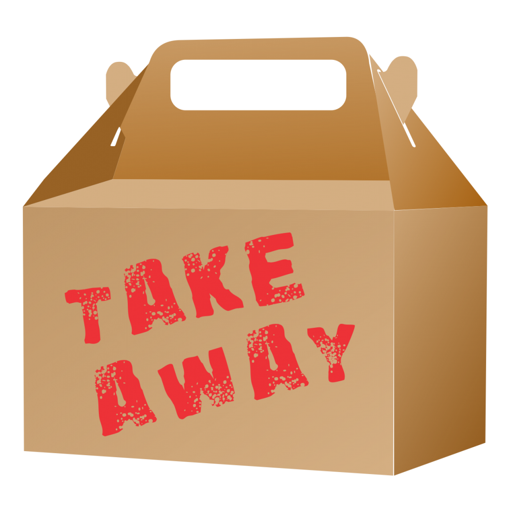Take away food ordering portal for restaurant