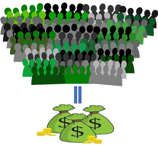 public / money