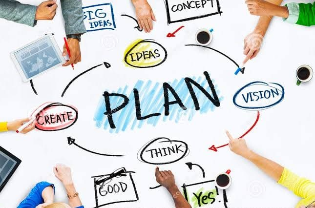business-action-plan-stock-image